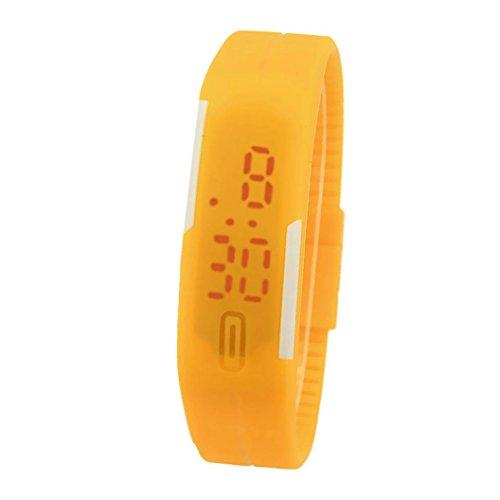 familizo-ultra-thin-unisex-sports-silicone-digital-led-sports-bracelet-wrist-watch-baseball-yellow