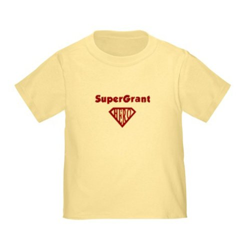 Personalized Supergrant Grant Superman Super Hero Baby Infant Toddler Kids Shirt - Customize With Any Boy Or Girls Name, Christmas Present Custom Superhero Gift Collection front-981377