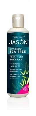 Jason Natural Tea Tree Oil Shampoo 17.5 Fl Oz (Double Pack)