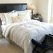 "Mayfield 100% Cotton Flannel Sheet Set Toddler 28"" X 52"" Sage front-1040167"