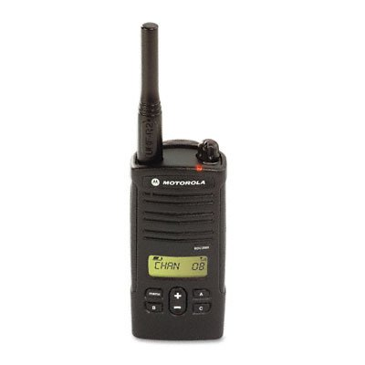 Motorola On-Site RDU2080d 8-Channel UHF Water-Resistant Two-Way Business Radio
