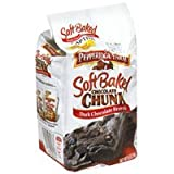 Pepperidge Farm Soft Baked Cookies, Chocolate Chunk, Dark Chocolate Brownie, 8.6 oz, (pack of 2)