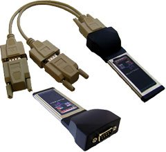 Quatech 1 Port Performance Pcie Based RS-232 Serial Expresscard