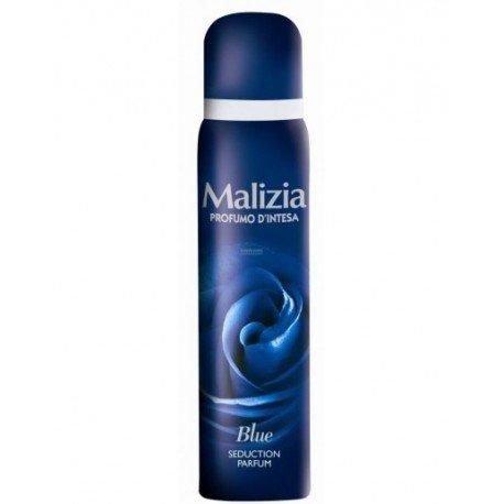 Malizia Deo Spray Seduction Blue Ml.100