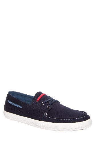 Men's Otto Canvas Boat Shoe
