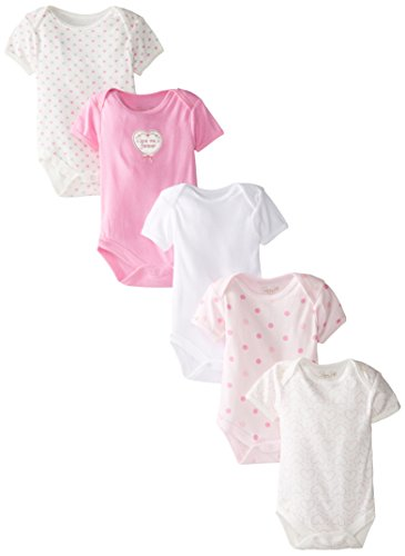 Solid Color Baby Onesies front-1031758
