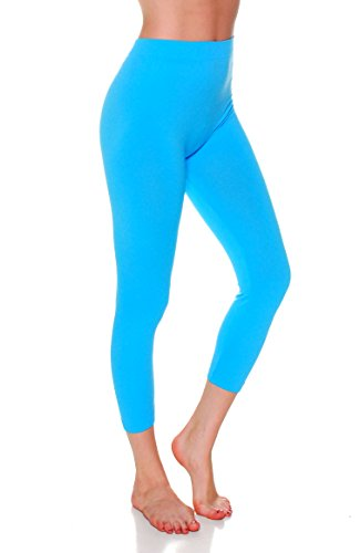 Emmalise Women's Capri Seamless