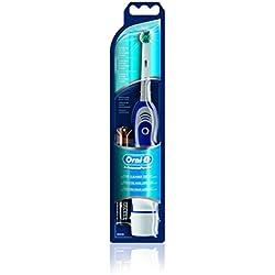 Oral-B DB4010 AdvancePower Spazzolino Elettrico, Bianco/Azzurro