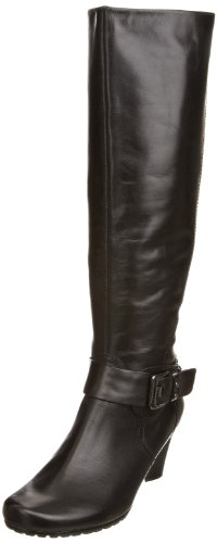 Marc Shoes Women's 1.442.19.04 Black Knee High Boots 9091100 4 UK