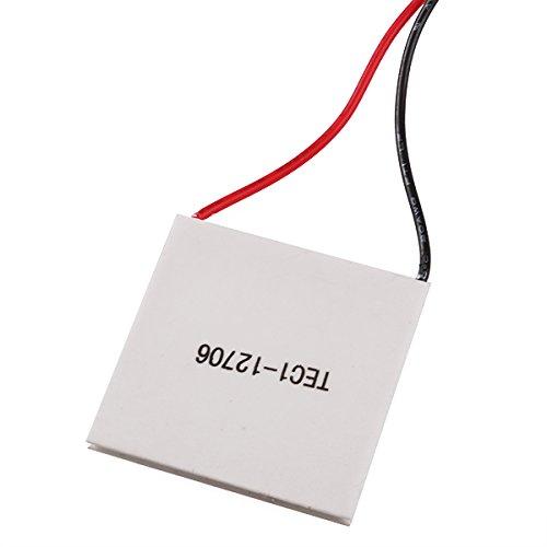 Tec1-12706 12V 51.4W Heatsink Thermoelectric Cooler Cooling Peltier Plate Module