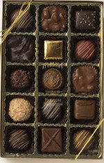 Boxed Chocolate Assortment