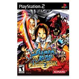 Shaman King Power of Spirit - PlayStation 2 ~ Konami