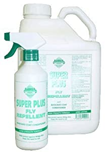 Barrier Super Plus Fly Repellent 5 Litre Refill. Horse Fly Control