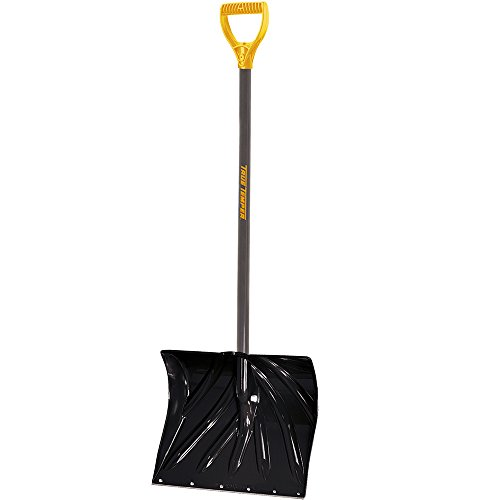 Buy Discount True Temper 18-Inch Snow Shovel with Resin-Coated Steel Handle – 1627200