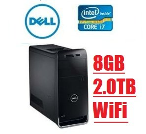 Dell XPS 8500 Desktop 3rd Generation Intel Core