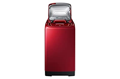 Samsung WA70H4000HP/TL Fully-Automatic Top-Loading Washing Machine (7 Kgs, Scarlet Red)
