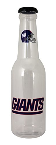 NFL New York Giants Bottle Bank, 21-Inch