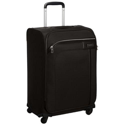 [サムソナイト] SAMSONITE OPTIMUM / オプティマム スピナー 57 (57cm/50L/2.8Kg) (スーツケース・ソフトケース・ビジネス・トラベル・大容量・軽量・TSAロック装備・保証付) 61T*09004 09 (チャコール)