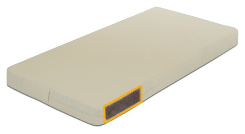 Kub Care Cot Mattress (60 cm x 120 cm, White)