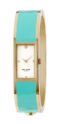 Kate Spade New York Women's 1YRU0051 Turquoise Carousel Watch