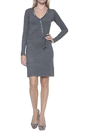 Guess Dress NATALIE, Color: Dark Grey, Size: XS