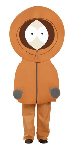 Teen Kenny Costume - Teen