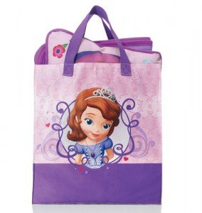 Sofia The First Throw And Pillow Set : Amazon.com: Sofia the First Pillow and Throw Set with Totebag: Home & Kitchen