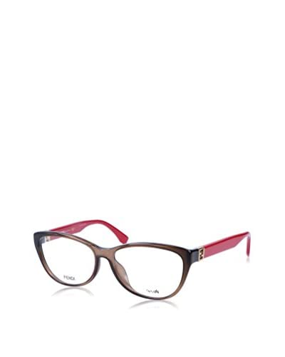 Fendi Montatura Ff 1005/F (53 mm) Marrone