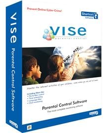 Vise Parental Control Shortcut Software