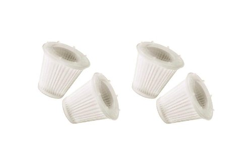 Black & Decker Vf100 Dustbuster Replacement Filters 4-Pack