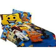 Lego The Movie Reversible Bed Comforter (Twin-Full) front-371184