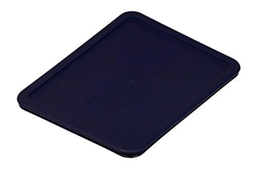 PYREX Blue 11-cup Rectangular Plastic Cover (2 Lids)