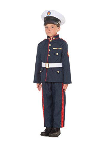 Formal Marine Child's Costume