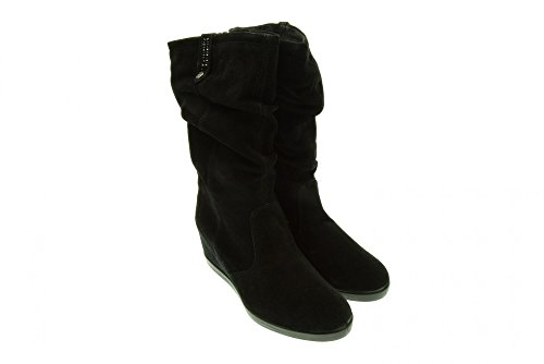 ENVAL SOFT donna stivali con zeppa 49861/00 41 Nero