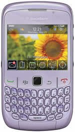 Blackberry 8520 Gemini Smartphone - Sim Free - Violet Colour - QWERTY - Brand New Curve