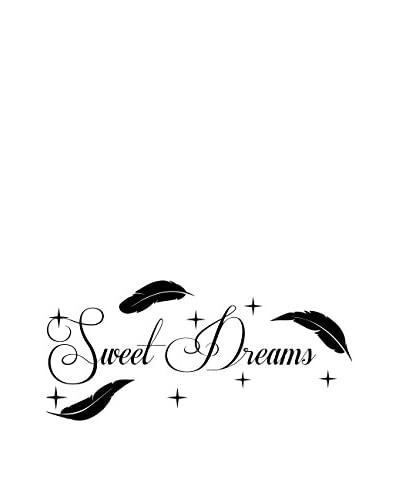 Ambiance-sticker Vinile Decorativo Sweet Dreams Wall Decal