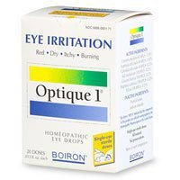 Boiron Optique 1 Homeopathic Eye Drops - 20 Doses