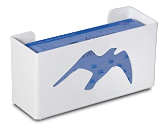 "TrippNT 50866 Priced Right Single Glove Box Holder with Seagull, 11"" Width x 6"" Height x 4"" Depth"