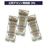 デミリン発泡錠3% 2錠×10袋 ユスリカ・チョウバエ対策