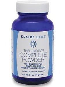 Klaire Labs - Ther-Biotic Complete Powder 2.1oz