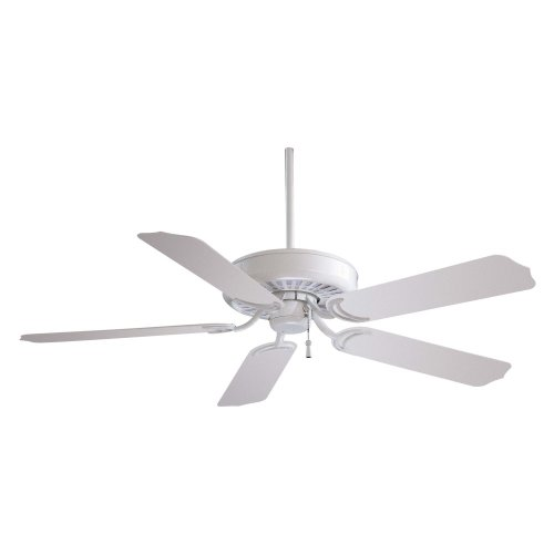 Minka Aire F571-WH Sundance 52 in. Outdoor Ceiling Fan - ENERGY STAR - White