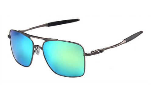 Best Polarized Sunglasses Gun Light Blue Lens Driving Sunglasses
