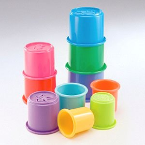 Baby Stacking Cups