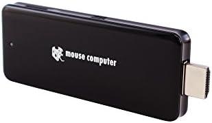 マウスコンピューター スティック型パソコン m-Stick MS-NH1-AMZN (Win8.1withBing AtomZ3735F 2GB 32GBeMMC)