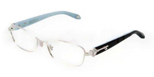 Tiffany & Co TF1061B Eyeglasses (6001) Silver,