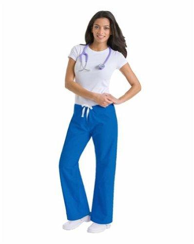 Urbane 9502 Women's Relaxed Drawstring Pant Royal Blue X-Small Tall