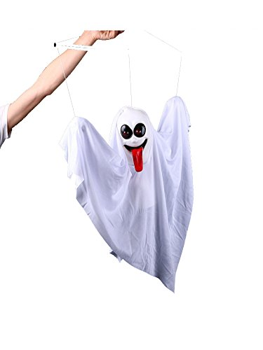 Keral Ghost Haunted Halloween Hanging Yard Art Decoration