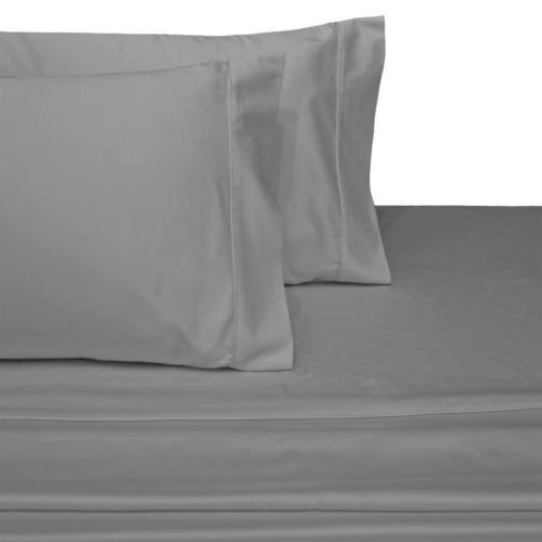 Ultra Soft & Exquisitely Smooth Genuine 100% Plush Cotton Crisp Percale Sheets, 18