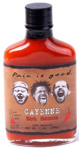 Pain Is Good Cayenne Hot Sauce from Pain Is Good