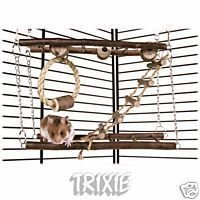 Trixie Small Pet Toy Suspension Bridge 31ErnCnwqgL